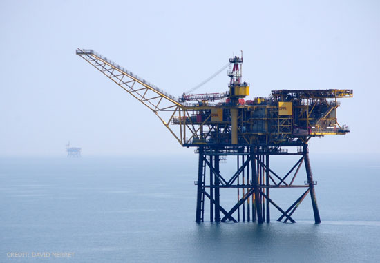 How Many Offshore Oil and Gas Installations Are There in EU Waters?