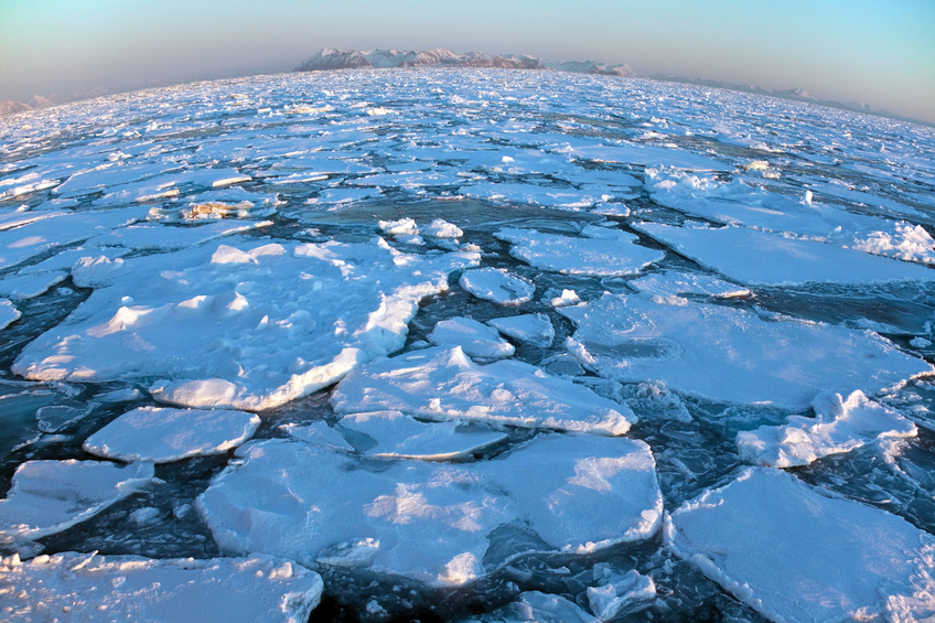 The melting Arctic ice is awakening economic ambitions