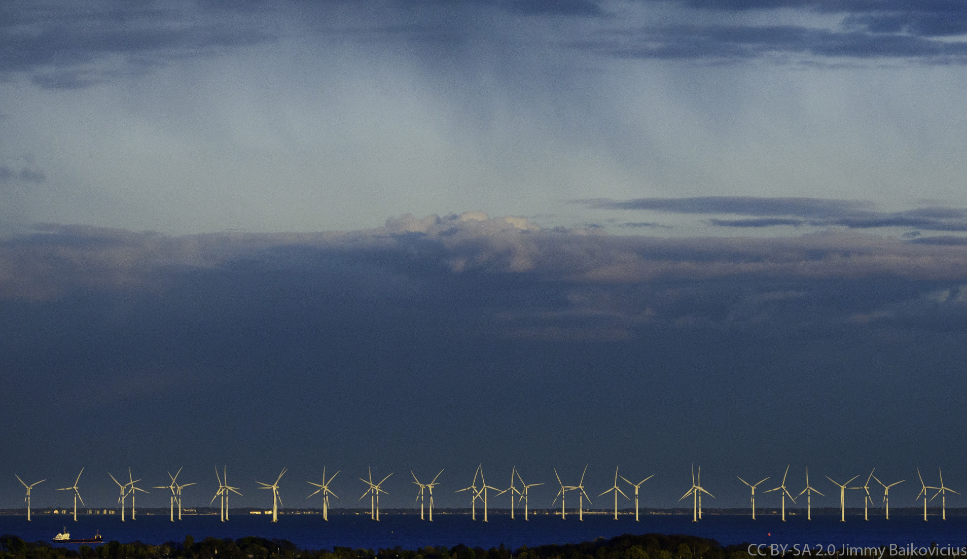 Wild is the Wind: Who is stepping up for offshore wind farms? image