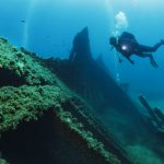 Underwater maritime heritage:  disseminating the treasure map