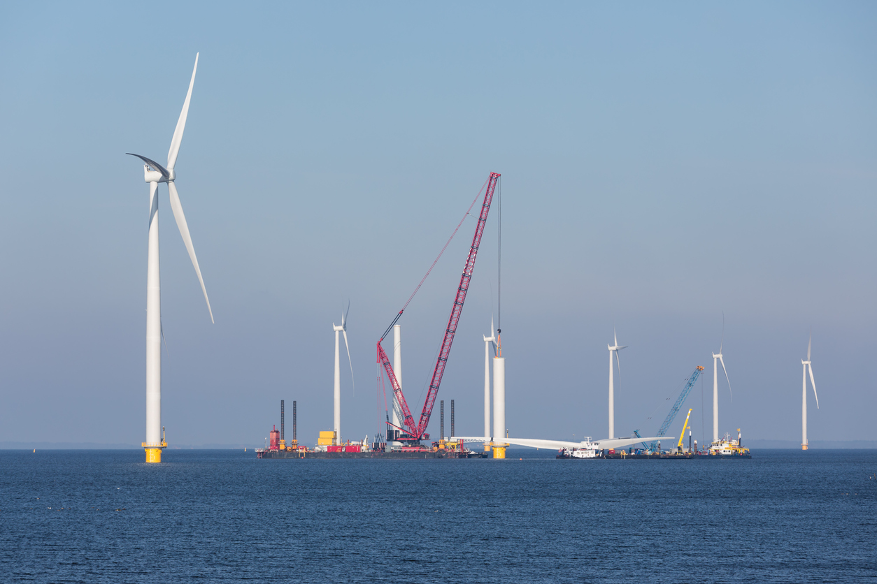Listening to the winds of change: Offshore wind power production reaches new levels