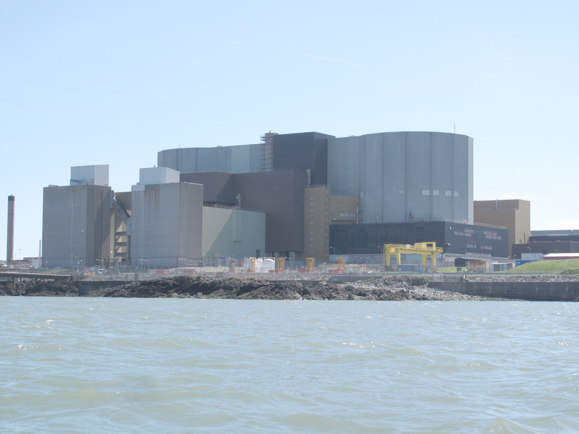 Why are there so many nuclear power plants located on the coast?