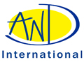 AND International Logo